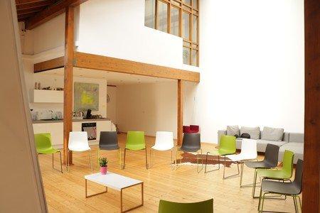 Cologne workshop spaces Meeting room Inspirational workshop room in Belgian  Quarter image 0