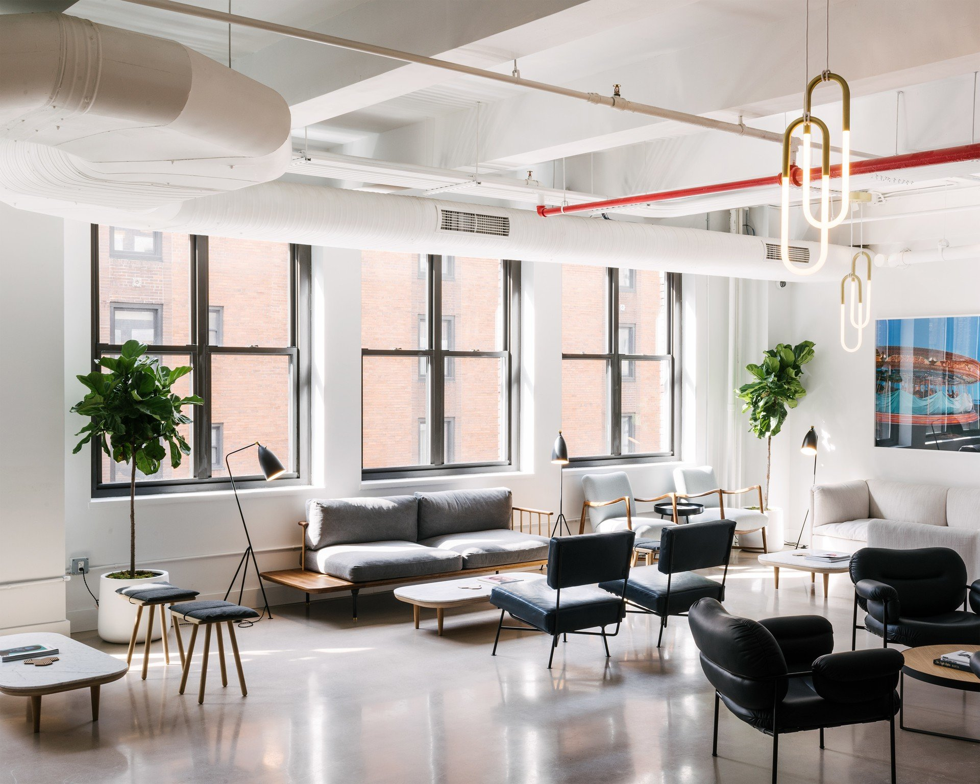 NYC corporate event venues Cafe Blender image 5