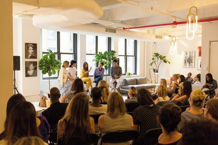 NYC corporate event venues Cafe Blender image 6