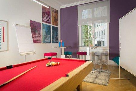 Frankfurt conference rooms Meeting room Hemsley Fraser - Billardraum image 0