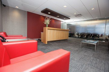 NYC training rooms Salle de réunion 6 Person Meeting Space at 54th and Third Avenue image 1
