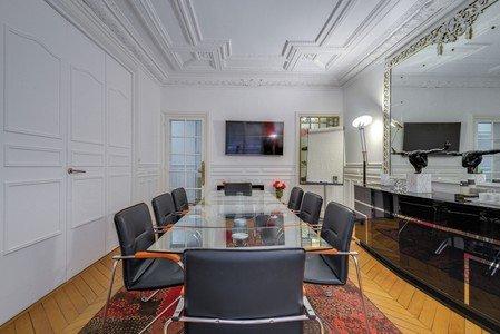 Paris Salles de formation  Meeting room Meeting room Paris 17  (Porte Maillot, Etoile) - 1mn from Métro/RER image 3