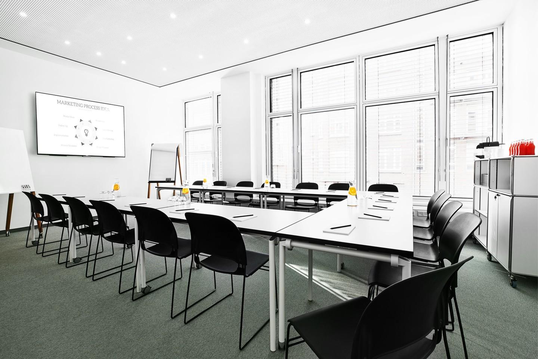 Hamburg seminar rooms Meeting room BAZE Business Center - Room Winterhude image 0