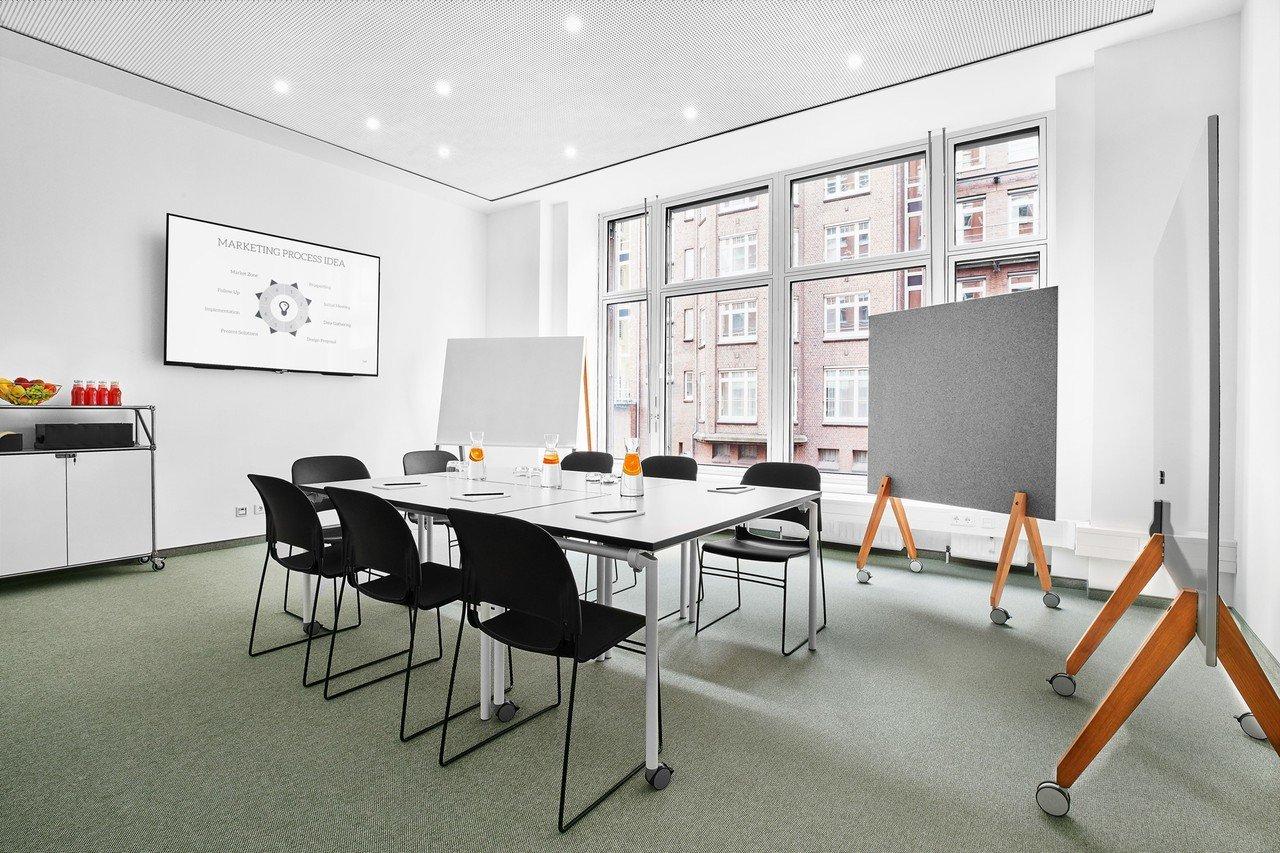 Hamburg seminar rooms Meeting room BAZE Business Center - Workshop Room Ottensen image 0