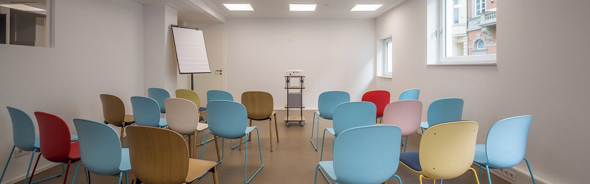 Cologne seminar rooms Salle de réunion COWOKI Coworking plus image 1