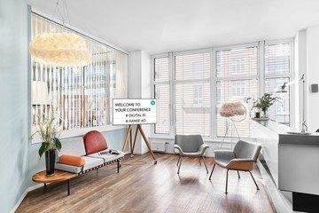 Hamburg Besprechungsräume Salle de réunion Modern ausgestattet in Ihre One-on-One Gespräche direkt am Baumwall image 2