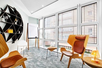 Hamburg conference rooms Meetingraum BAZE Business Center - Lounge St. Georg image 0