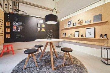 Stuttgart  Salle de réunion Studio 57 // Creative Space in Stuttgart-West image 4