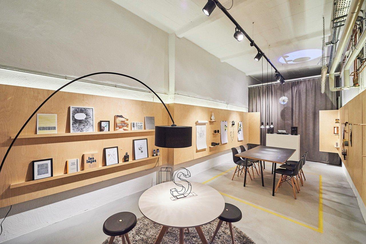 Stuttgart  Meeting room Studio 57 // Creative Space in Stuttgart-West image 4