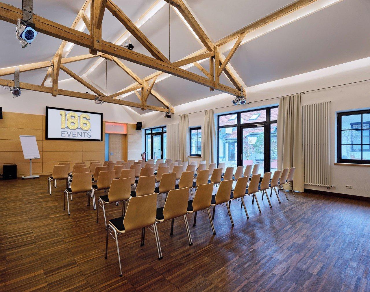 Munich training rooms Salle de réunion 186.events image 0