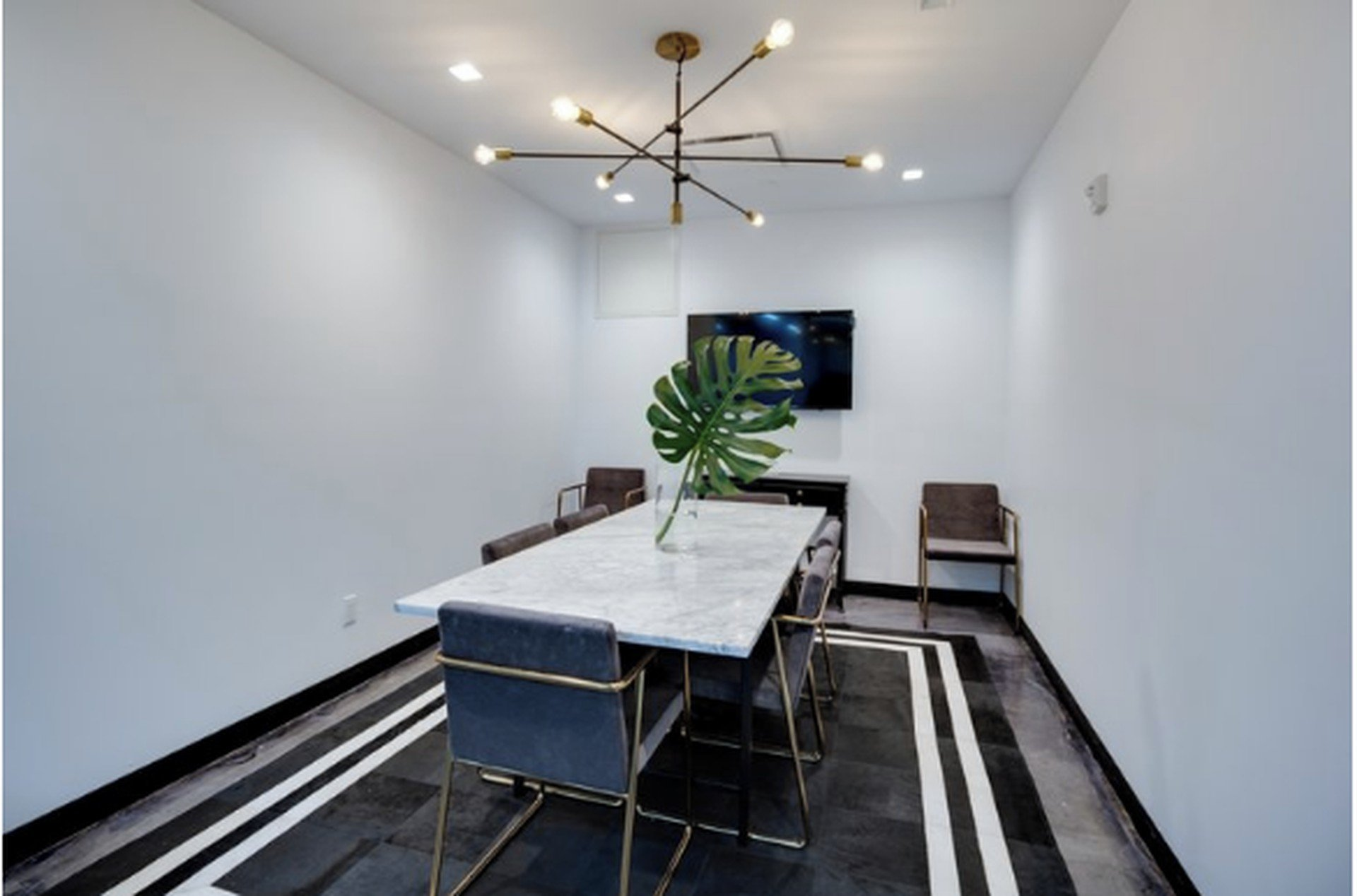 NYC conference rooms Meetingraum Bond Collective - Pearl image 0