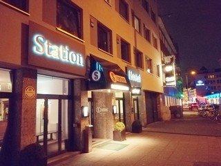 Cologne Schulungsräume Salle de réunion Station Hostel image 1