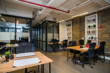 NYC conference rooms Salle de réunion Bond Collective: Flatiron - Room with a View image 1