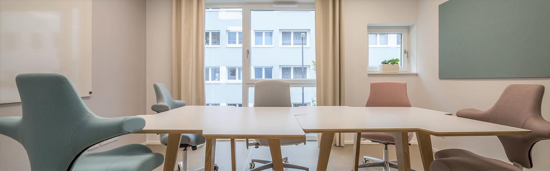 Köln conference rooms Meetingraum COWOKI Coworking plus image 3