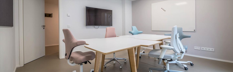 Köln conference rooms Meetingraum COWOKI Coworking plus image 1