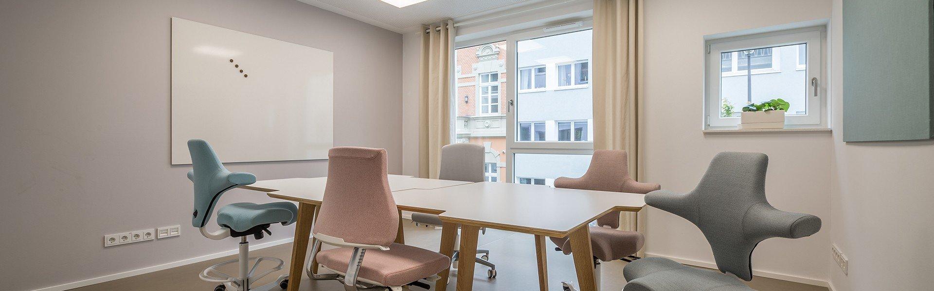 Köln conference rooms Meetingraum COWOKI Coworking plus image 0