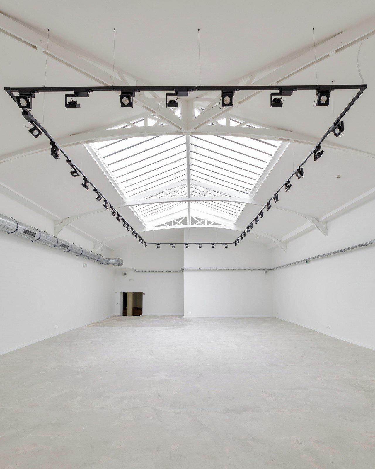 Paris training rooms Studio LEON COEUR MARAIS 500 image 0
