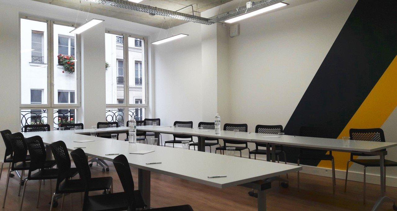 Paris conference rooms Salle de réunion Montorgueil - Wereso image 4