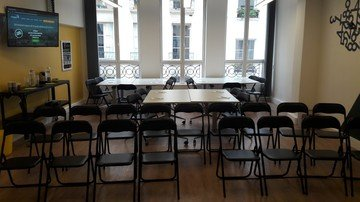 Paris  Salle de réunion Montorgueil image 4