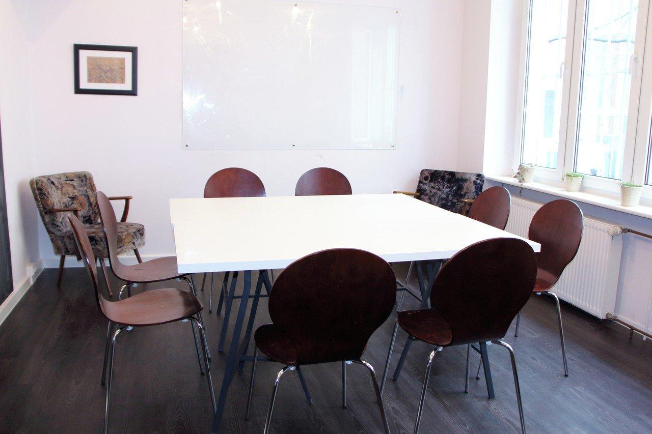 Berlin  Salle de réunion Prachtwerk image 0
