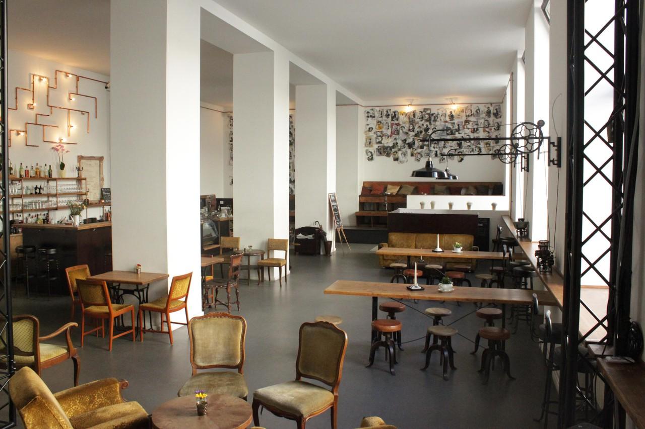 Berlin corporate event spaces Lieu industriel  image 0