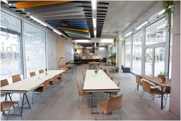 Hannover workshop spaces Industrial space Hafven Idea Space image 3