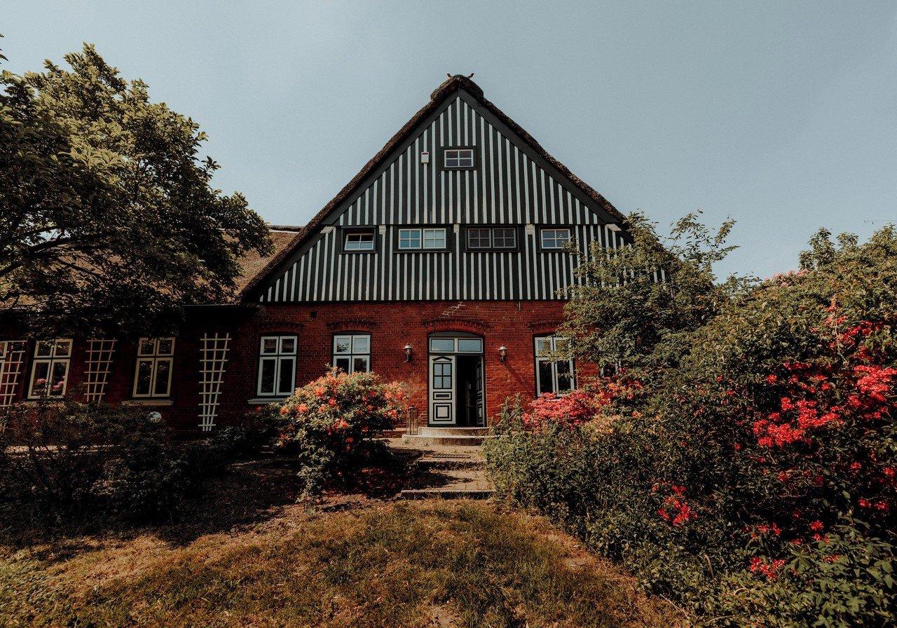 Hamburg Seminarräume Historische Gebäude Landhaus Kurzenmoor image 17