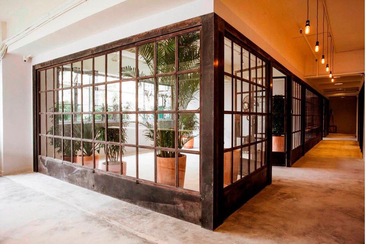 Hong Kong seminar rooms Meeting room The Hive Kennedy Town - Internal Balcony image 0