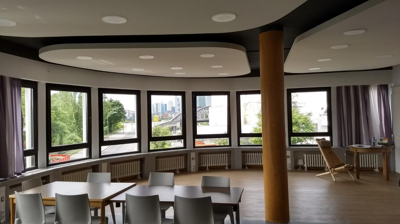 Frankfurt am Main seminar rooms Meetingraum PIER F image 3