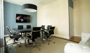 Madrid Schulungsräume Meetingraum GSG Business Hub Cibeles - SALA CASA DE AMÉRICA image 2