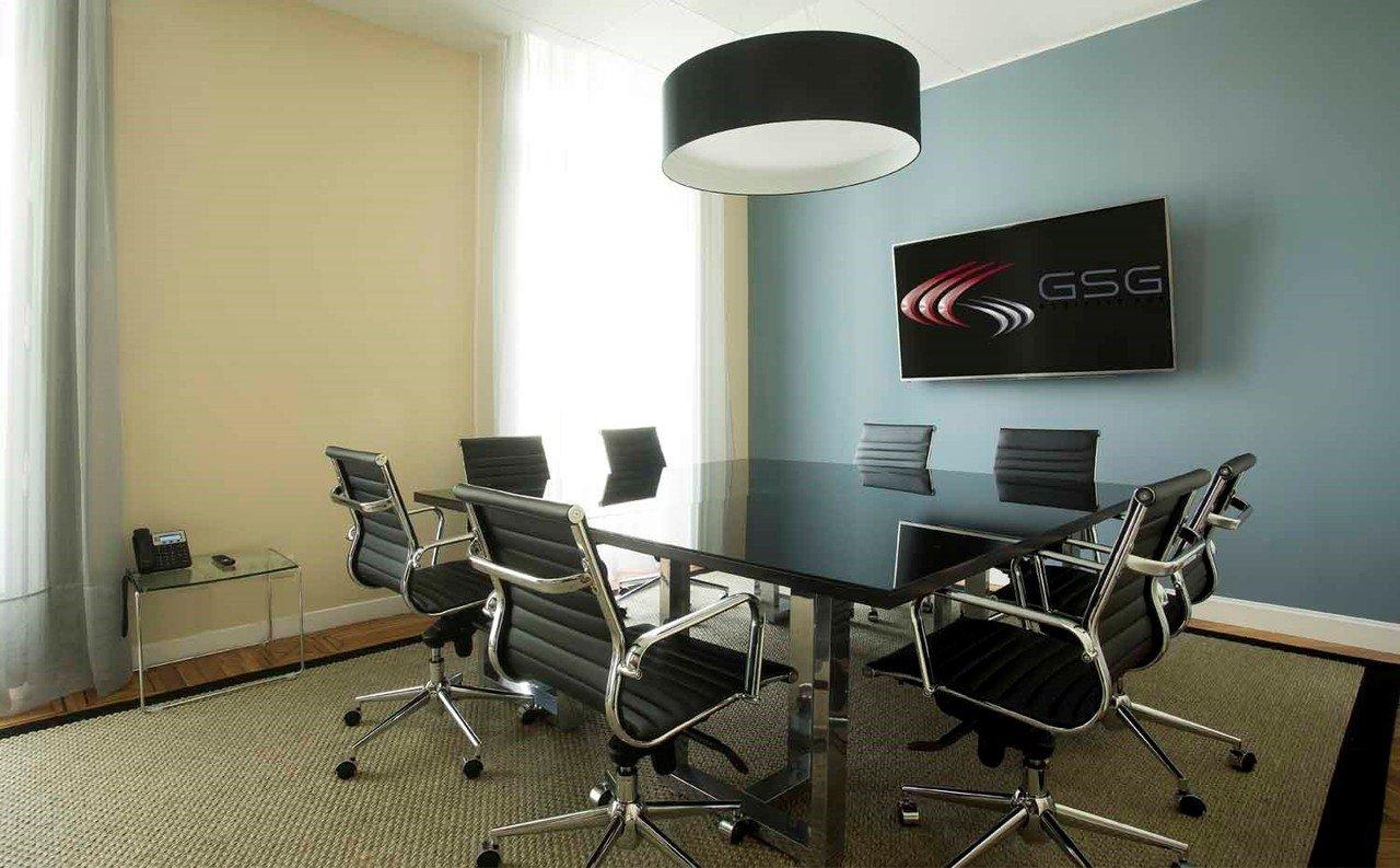 Madrid Schulungsräume Meeting room GSG Business Hub Cibeles - SALA CASA DE AMÉRICA image 0