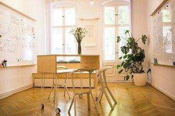 Berlin  Meeting room Fuxblau Workshop Space image 5