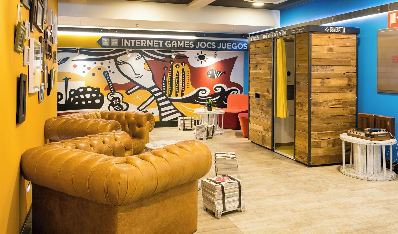 Barcelone  Salle de réunion Mezzanine - Generator Barcelona image 1