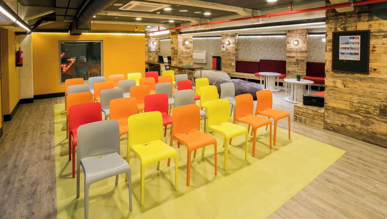 Barcelone  Salle de réunion Mezzanine - Generator Barcelona image 2