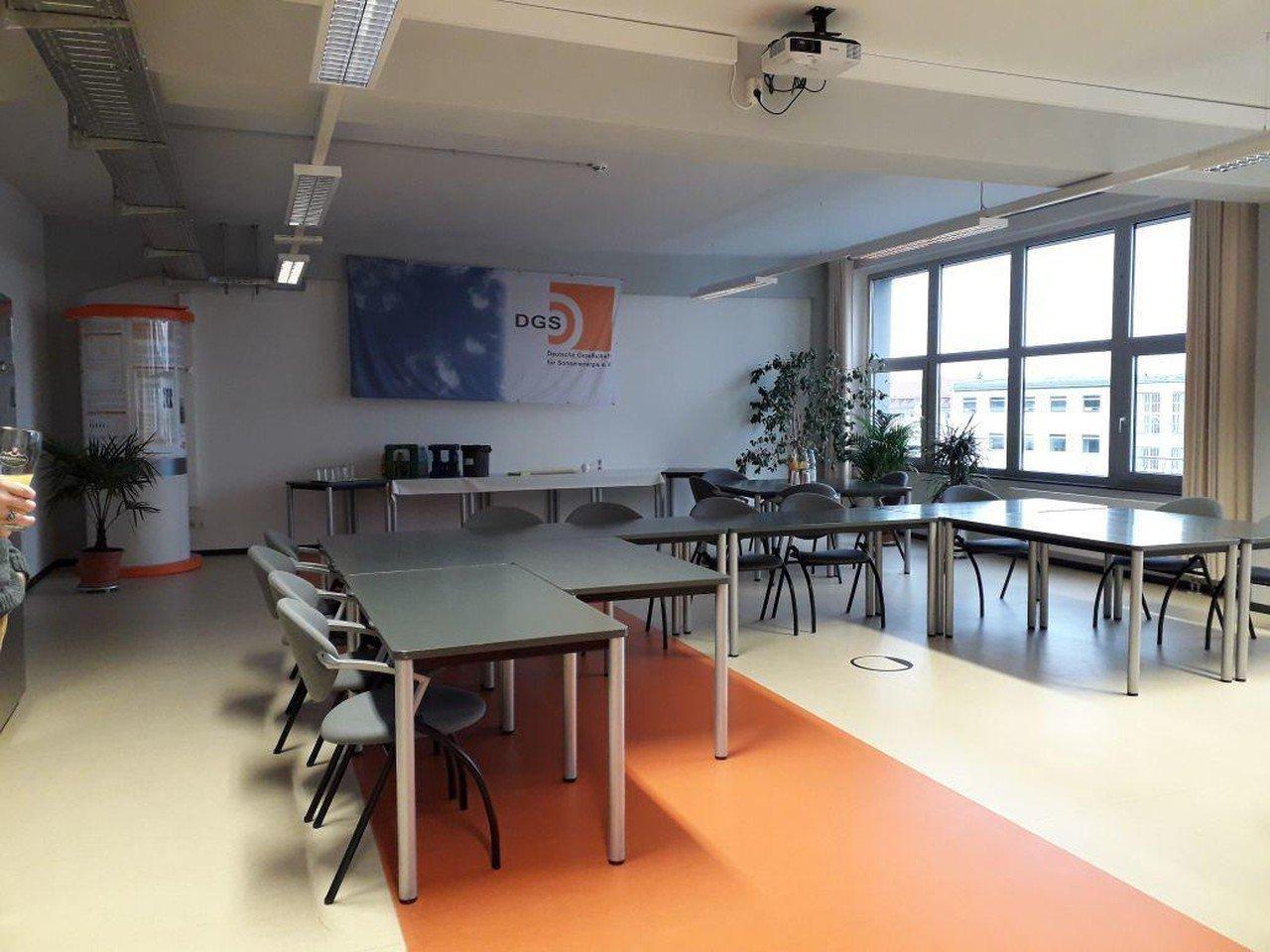 Nuremberg Schulungsräume Salle de réunion Q.Punkt image 0