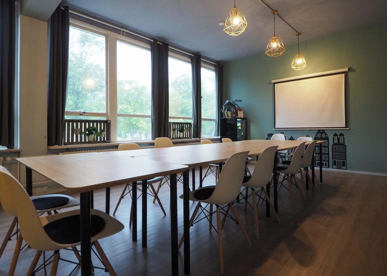 Amsterdam training rooms Salle de réunion  image 0