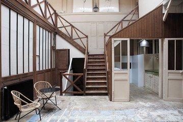 Paris Espaces de travail Unusual Atelier Eiffel image 22