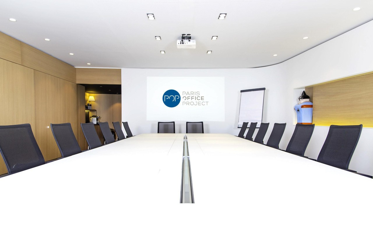 Paris training rooms Boardroom Conference room image 0