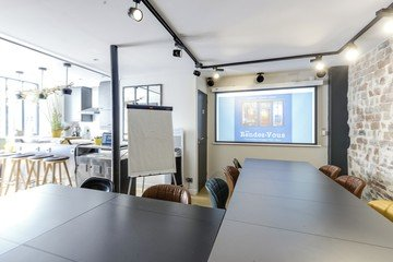 Paris Espaces de travail Salle de réunion Les Rendez-Vous - Paris image 12