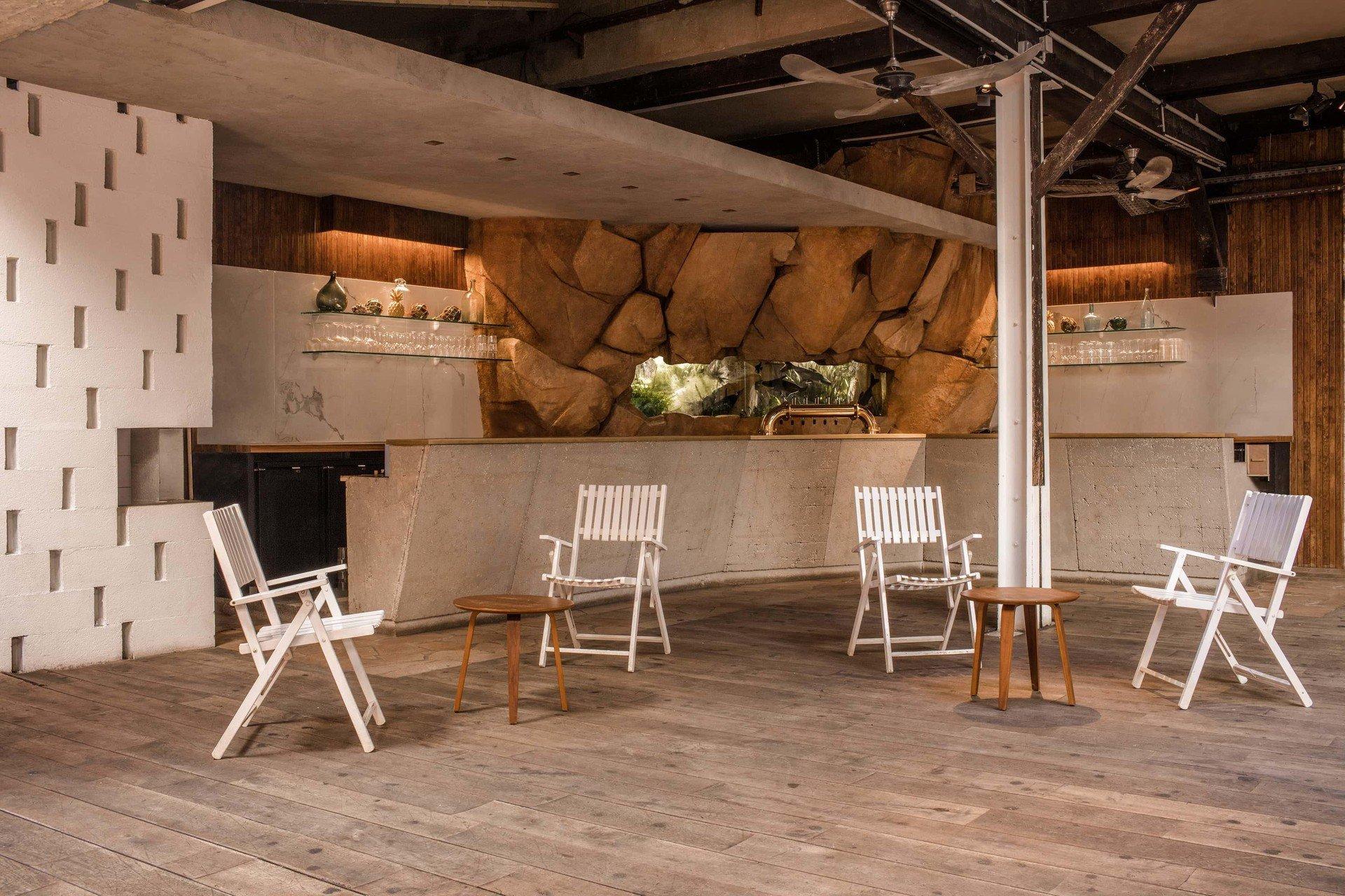 Paris Salles pour événement professionnel Unusual Le Comptoir Général - Salle de l'aquarium image 0