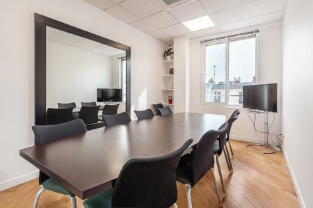 Paris workshop spaces Meetingraum Meeting room Champs Elysées Nest34 image 1