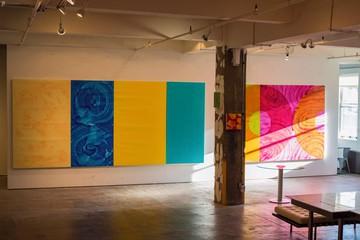 NYC seminar rooms Gallery Chelsea Artist Studio image 0