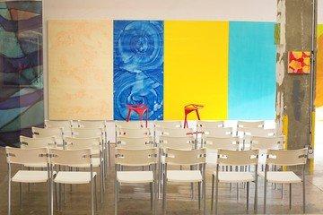 NYC workshop spaces Galerie d'art Chelsea Artist Studio image 2