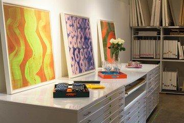 NYC workshop spaces Galerie d'art Chelsea Artist Studio image 3