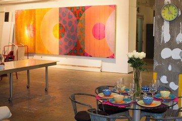 NYC workshop spaces Galerie d'art Chelsea Artist Studio image 4