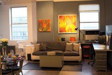 NYC workshop spaces Galerie d'art Chelsea Artist Studio image 5