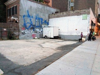 NYC  Green space West Village Lot and Garage Spaces image 9