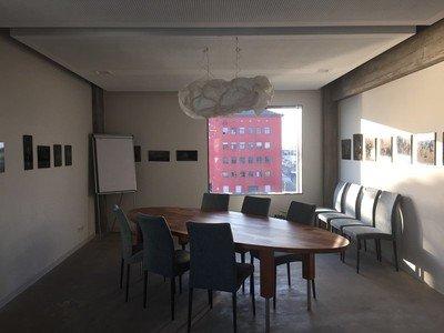 Mannheim seminar rooms Meeting room Clubspeicher7 Rhein image 0