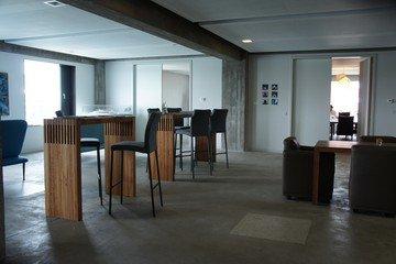 Mannheim Seminarräume Lieu industriel Clubspeicher7 Clublounge image 13