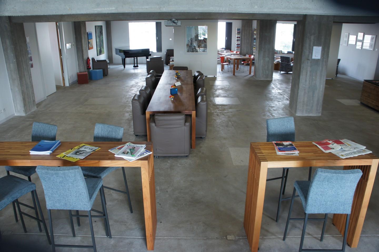 Mannheim Seminarräume Industriegebäude Clubspreicher7 Clublounge image 5